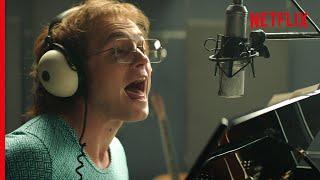 Rocketman - Your Song Sing-Along (Taron Egerton as Elton John) | Netflix