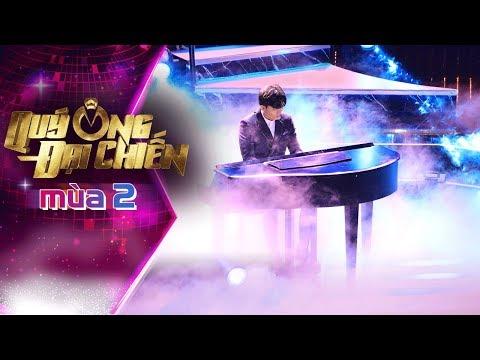 Hot Boy Thế Thịnh và ngón piano ngọt ngào chinh phục Minh Hằng
