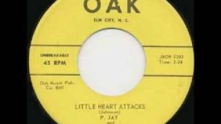 P. Jay & The Haystackers - Little Heart Attacks