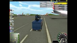 Airport-Simulator 2013 Gameplay HD mit Timo!