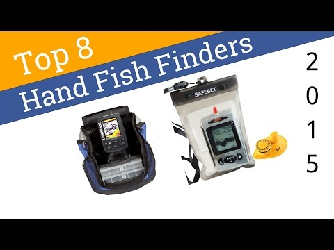 8 Best Hand Fish Finders 2015