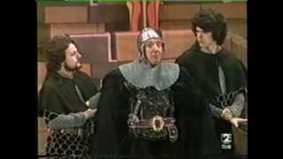 TEATRO TVE-La venganza de Don Mendo. Con M. Gómez Bur