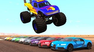 High Speed Jumps&Crashes #30 - BeamNG Drive Crash Compilation