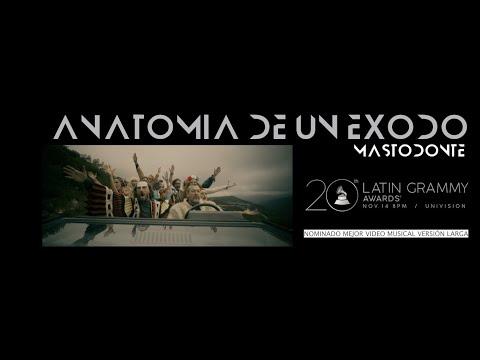 Mastodonte - Anatomía de un Éxodo (Video Oficial)