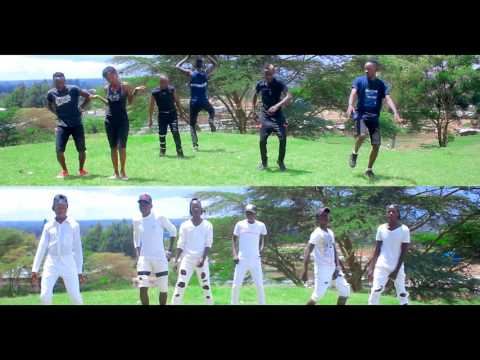 Tingika - Rankaddah Ft Naiboi Choreography by Eldoret School Of Dance _ A Team & Military Squard