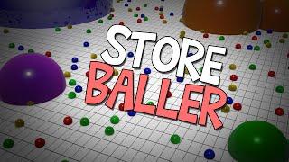 JAKTEN PÅ STORE BALLER - Agar.io / Norsk Gaming