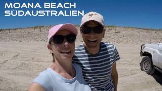 Moana Beach in Südaustralien