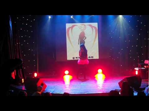 Jinny Ribic - Talent Show for Miss Earth Slovenija Sarajevo, 18.05.2012 - Alya Fluid