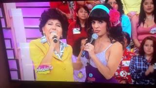 Doña lucha en sabadazo 10 de mayo 2014