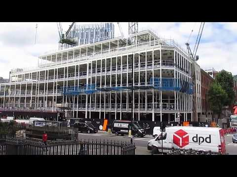 Fruit & Wool Exchange Spitalfields Development July 14 2017
