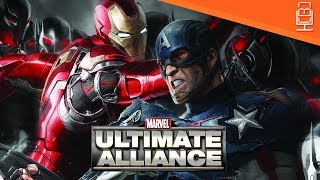 NEW Marvel Video Game is a Reboot of Ultimate Alliance Reportedly