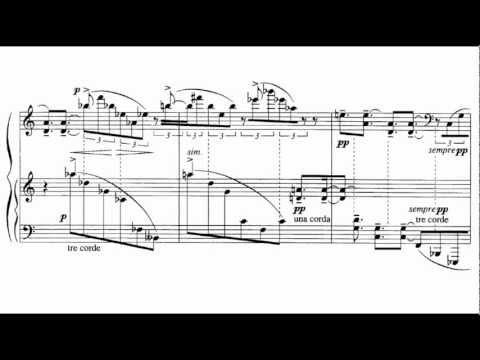 György Ligeti - Études For Piano (Book 1), No. 2 [2/6]