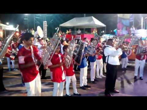 Carnaval Alegría por la Vida 2017 - Banda Independiente Evolution Managua