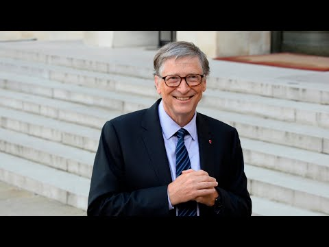 """Is anyone else concerned about the past """"close ties"""" between Bill Gates & Jeffrey Epstein?"""