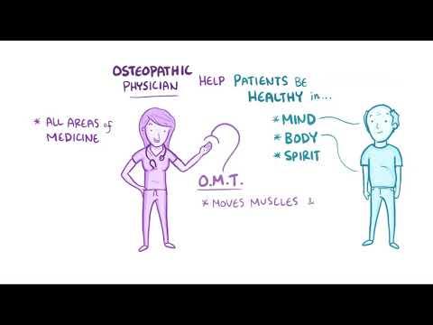 Osteopathic Medicine (short)