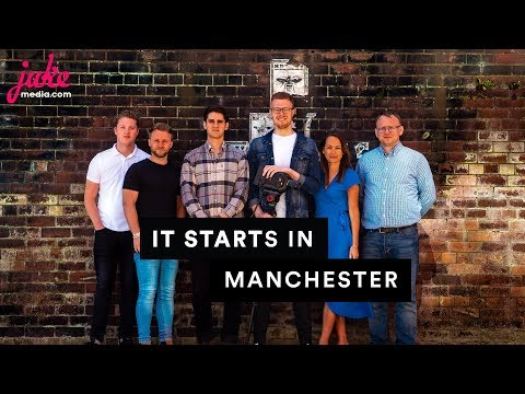 It STARTS In Manchester | Episode 1 - Why START?