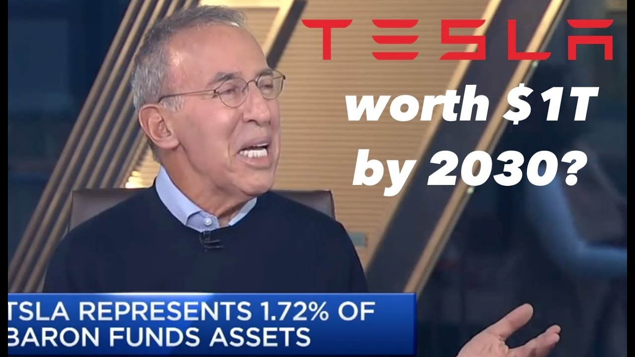 Billionaire Ron Baron's Tesla Forecast Through The Lens Of