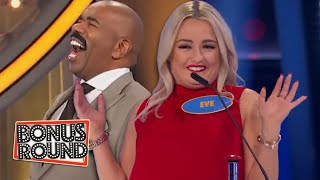 FUNNY POPEYE FAILS! FUNNY FAMILY FEUD Answers & Questions! USA Vs Canada!