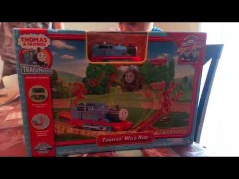 Surprise Thomas' Wild Ride Finding Hiro's Hideout Trackmaster
