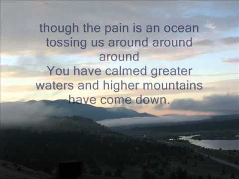 The Valley Song with lyrics