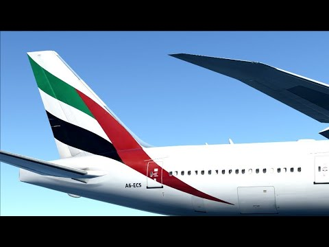 Airlines of UAE | Infinite Flight Global film
