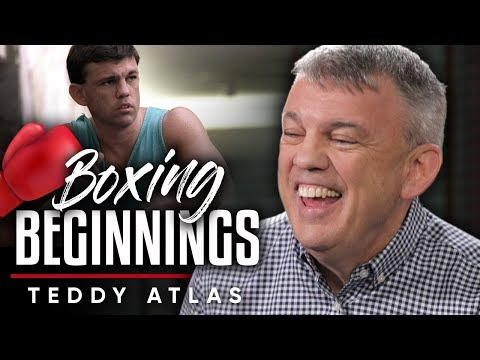 BOXING FOR BEGINNERS: How To Get Into The Sport And Learn The Basics | Teddy Atlas On London Real