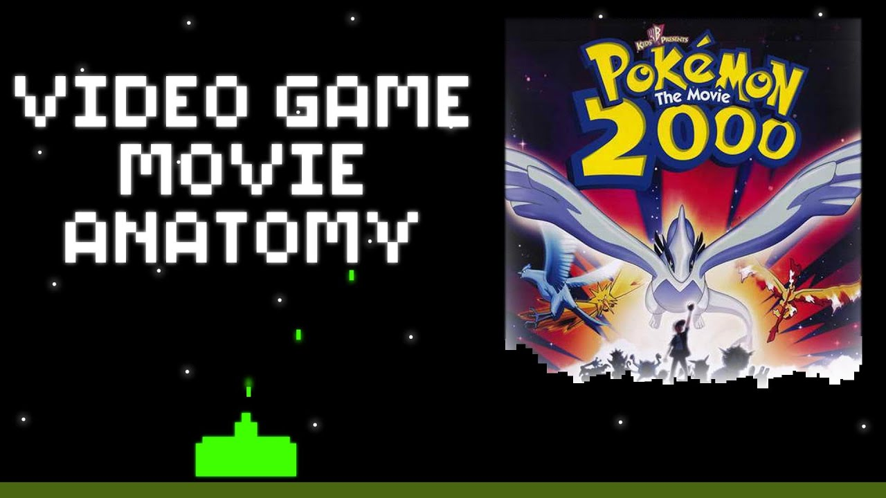 Pokmon 2000 The Power Of One Review Video Game Movie Anatomy