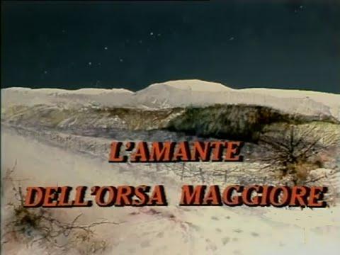 L'AMANTE DELL'ORSA MAGGIORE (1983) da Sergiusz Piasecki   di Anton Giulio Majano. Con Ray Lovelock