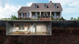 Yeni Bir Ev Satın Aldılar, Gizli Bir Oda Keşfedince Şok Oldular.