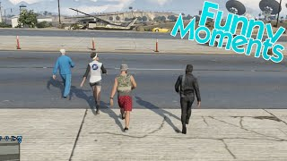 "GTA V Online Funny Moments - ""La challenge di Camper 2.0"" w/ Bstaaard, MikeShowSha & T4tino"