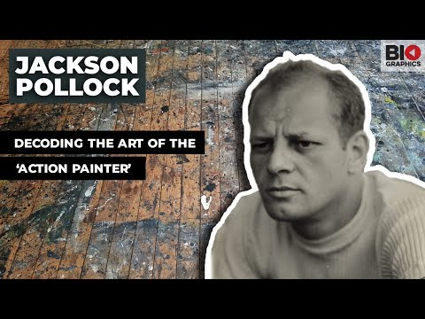 Jackson Pollock: Decoding The Art Of The 'Action Painter'