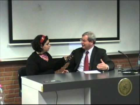 MICRI Intervista Prof. Michael Goodman, Baruch College, New York City University