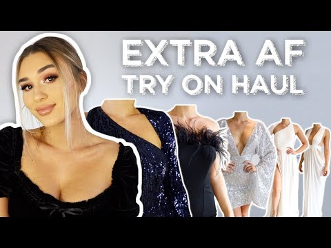 Abyss by Abbys Try On Haul!