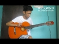Download Rebound - Silent Sanctuary (Fingerstyle Guitar Cover) Free Tabs MP3 song and Music Video