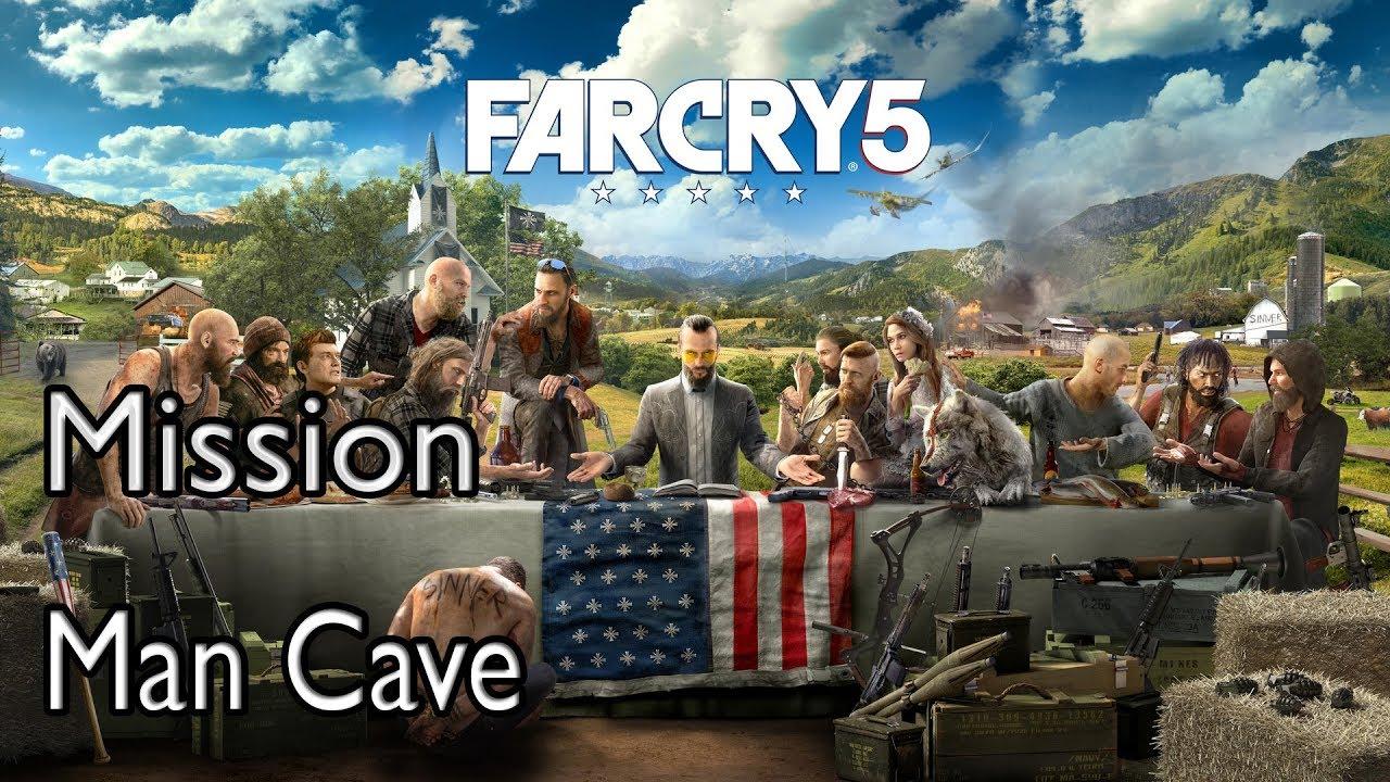 Man Cave Far Cry 5 Walkthrough : Far cry mission man cave youtube