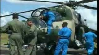 MI - 24 Helicopter - Sri Lanka Air Force -  Part 1