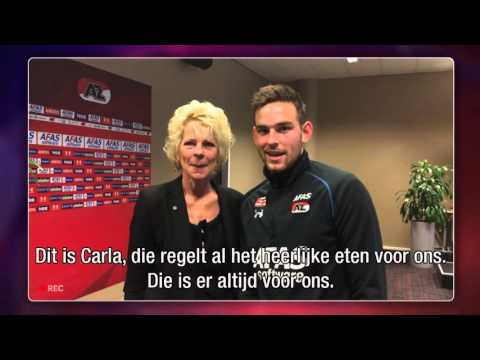 NOS Playercam: Vincent Janssen (AZ)