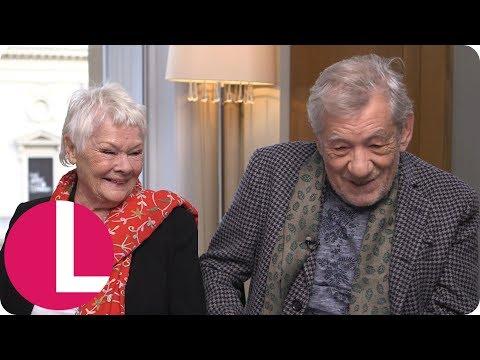 Judi Dench and Ian McKellen Recall Their Funniest on Stage Gaffs | Lorraine
