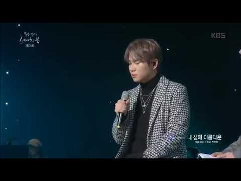 K.Will - Beautiful Moment (Beauty Inside OST Cut) (YooHeeYeol SketchBook KBS)