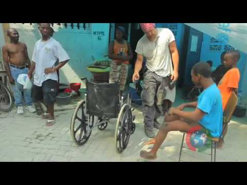 """CAN-DO.ORG - PROJECT HAITI - """"A Beautiful Moment"""" 2010"""