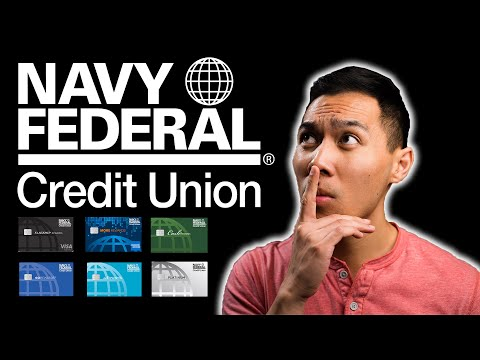 Navy Federal Credit Cards (Best To Worst)