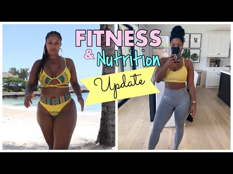 My Fitness and Nutrition Update: The results are finally showing! | Shayla
