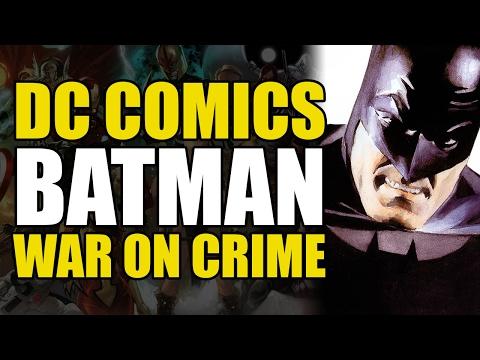 Batman: War On Crime (The World's Greatest Superheroes)