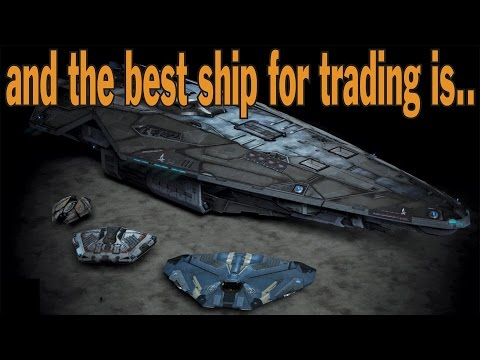 And the best ship for trading is..