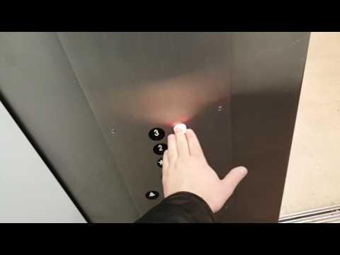 Otis Elevator Macy's Stanford Shopping Center Palo Alto, CA