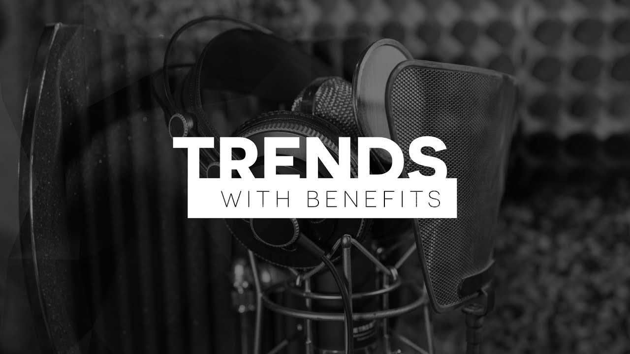 Trends with Benefits Podcast: Apple Oled TV rumors, iOS 11 'Cop Button' and Bio-Robotics