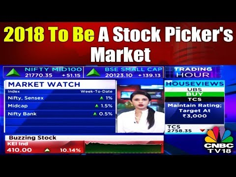 2018 to Be a Stock Picker's Market: Rupal Bhansali | TRADING HOUR | CNBC TV18