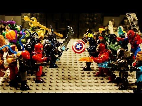 Marvel *MEGA BLOKS* - Wrath of the Evil King