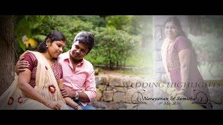 Studio Art Presents Wedding Highlights Of Narayanan & Sumitha
