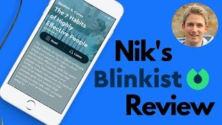 Blinkist Review (2019): Is This Book Summary App Worth Your Money? [Pros & Cons]